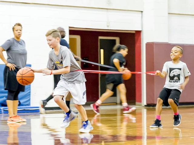 Basketball Skills Academy